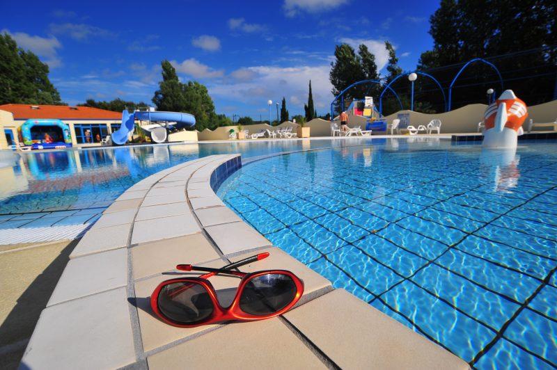 LES AVENTURIERS DE LA CALYPSO-La piscine du camping LES AVENTURIERS DE LA CALYPSO-SAINT JEAN DE MONTS