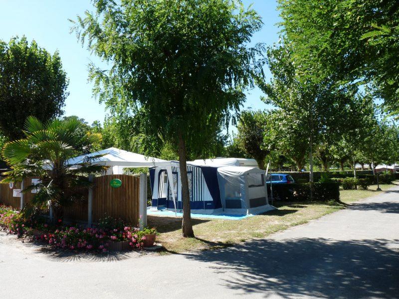 LA PRAIRIE-Le camping LA PRAIRIE, la Vendée-SAINT JEAN DE MONTS