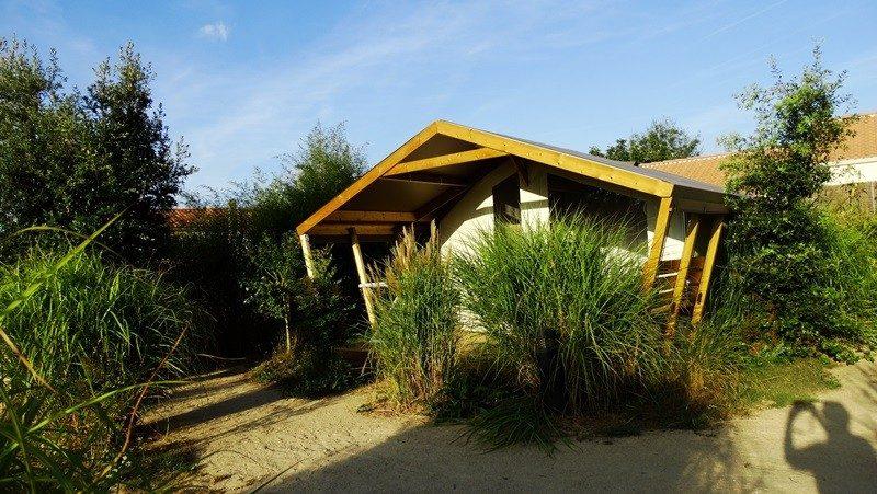 LA GRAND'METAIRIE-Le camping LA GRAND'METAIRIE, das Departement Vendée-SAINT HILAIRE LA FORET