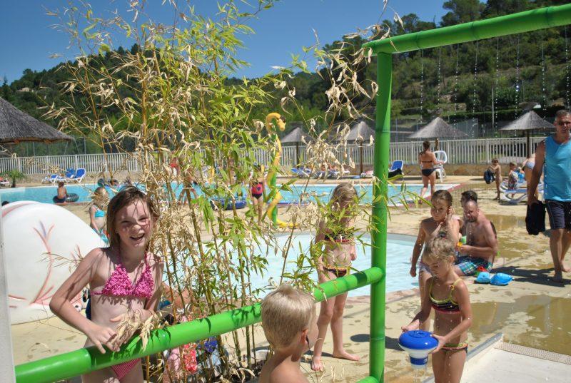 LE PRADAL-Accès direct à la rivière im Departement Gard-ANDUZE