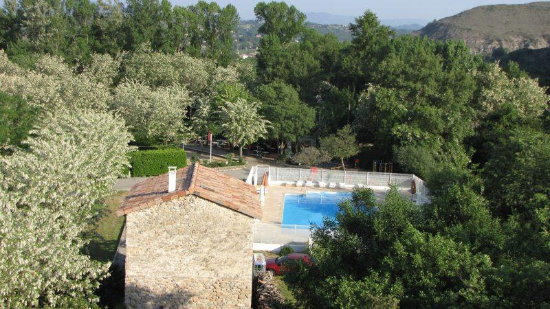 LE PLAN D EAU-Le camping LE PLAN D EAU, das Departement Ardèche-SAINT PRIVAT