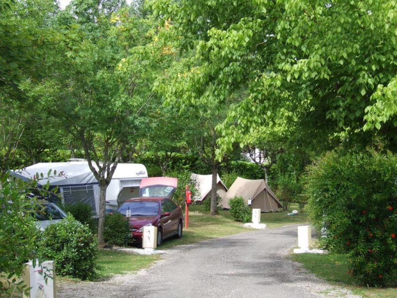 LE FAILLAL-Le camping LE FAILLAL, le Tarn-et-Garonne-MONTPEZAT DE QUERCY