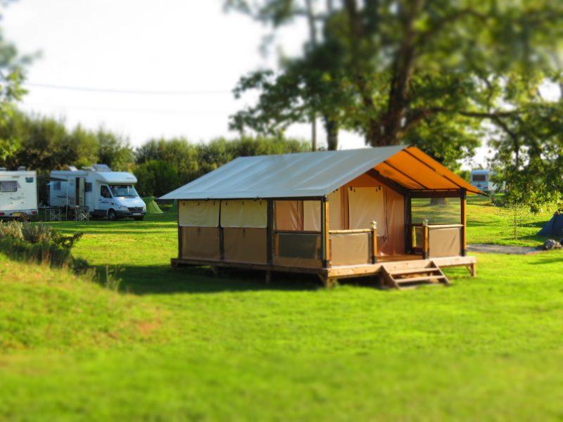 L'ETANG DU PUY-Le camping L'ETANG DU PUY, das Departement Vendée-SAINT MARS LA REORTHE