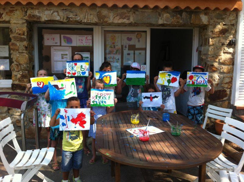 CAMPING DE LA PASCALINETTE-Le mini-club enfants-LONDE LES MAURES