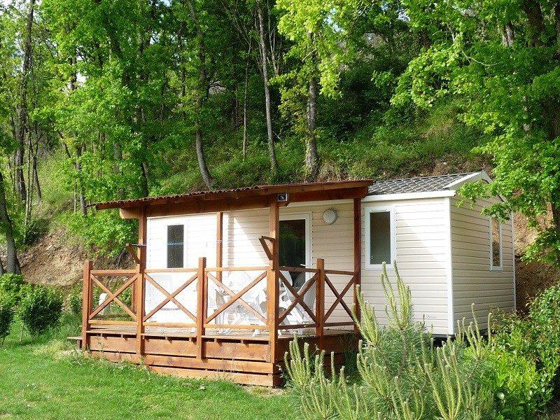 LA LENOTTE-Les mobil-homes du camping LA LENOTTE-MONPLAISANT