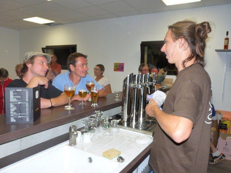 LA LENOTTE-Le bar du camping LA LENOTTE-MONPLAISANT