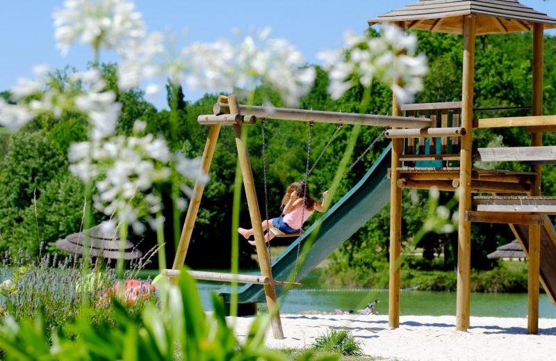 POMPORT BEACH-Espace jeux pour les enfants-POMPORT