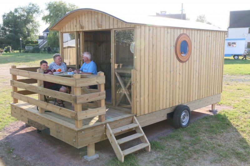 ARIANE-Le camping ARIANE, le Calvados-MERVILLE FRANCEVILLE PLAGE