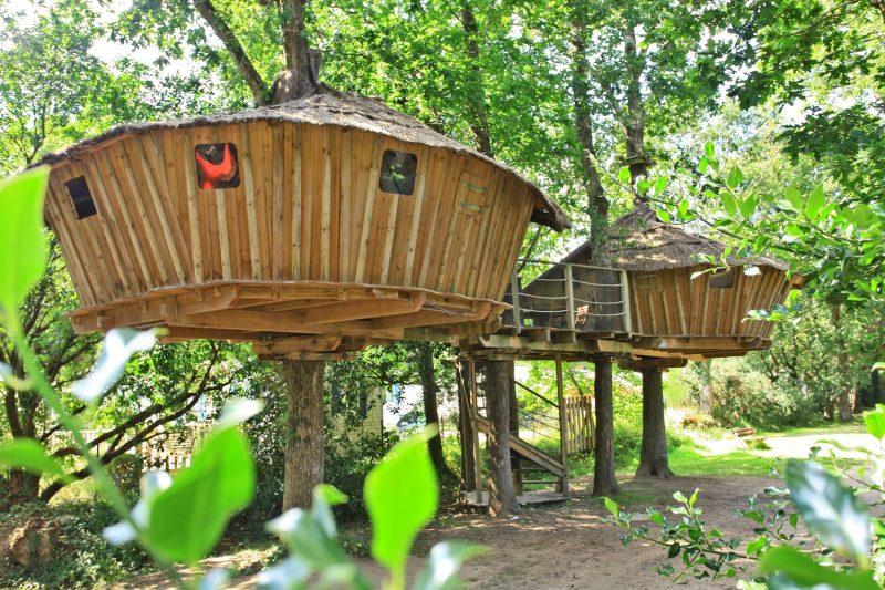 LA GRANDE METAIRIE-Les hébergements insolites du camping LA GRANDE METAIRIE-CARNAC