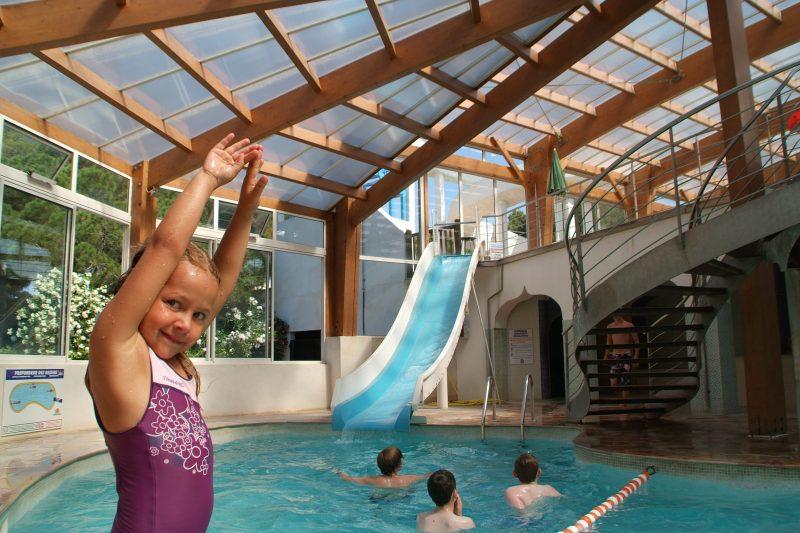 LA BAUME LA PALMERAIE-Le parc aquatique du camping LA BAUME LA PALMERAIE-FREJUS