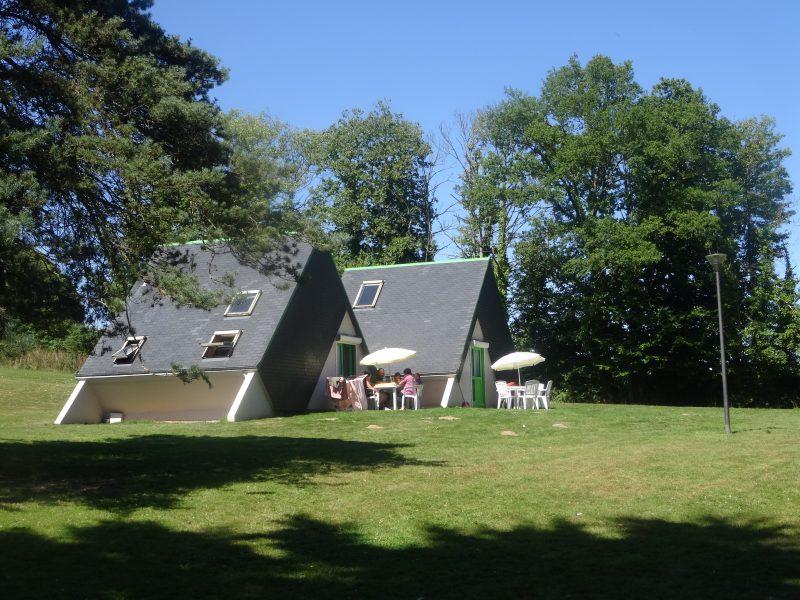 VAL DE LANDROUET-Un parc locatif ombragé les Côtes-d'Armor-MERDRIGNAC