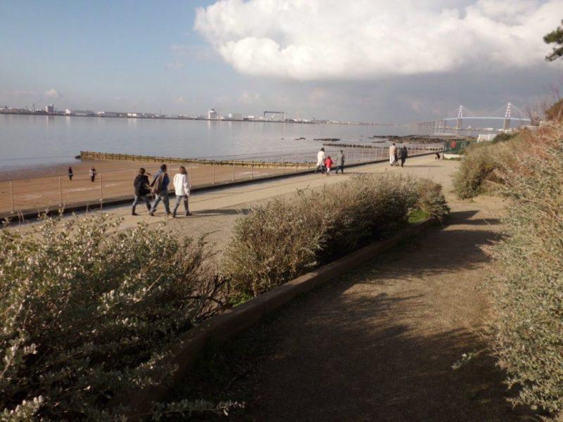CAMP DE MINDIN-Accès direct à la plage pour le camping CAMP DE MINDIN-SAINT BREVIN LES PINS