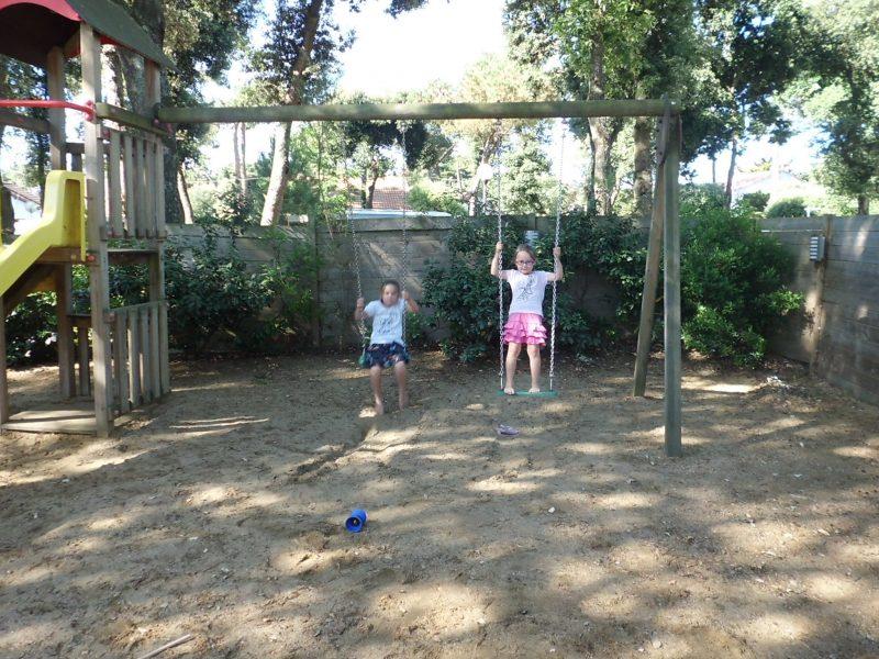 CAMPING DE MINDIN-Espace jeux pour les enfants-SAINT BREVIN LES PINS