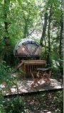 LE PETIT TRIANON-Les hébergements insolites du camping LE PETIT TRIANON-INGRANDES